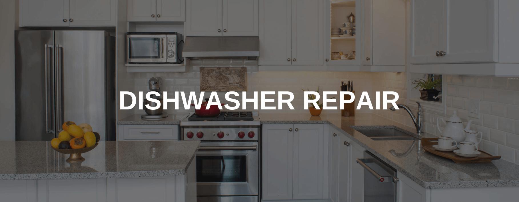 dishwasher repair boulder